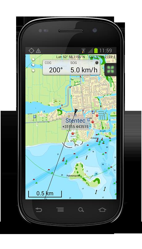 Wingps Marine Stentec Navigation