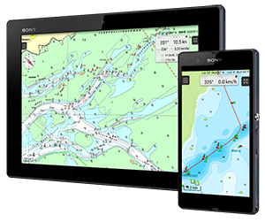 Chart Apps For Android Stentec Navigation