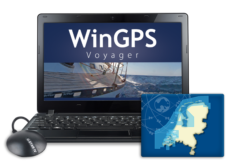Navbook WinGPS Voyager