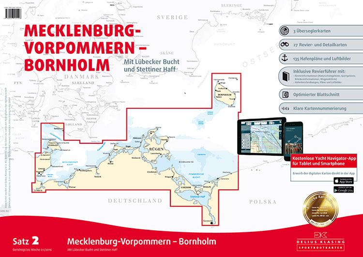 DK2 Mecklenburg-Vorpommern & Bornholm
