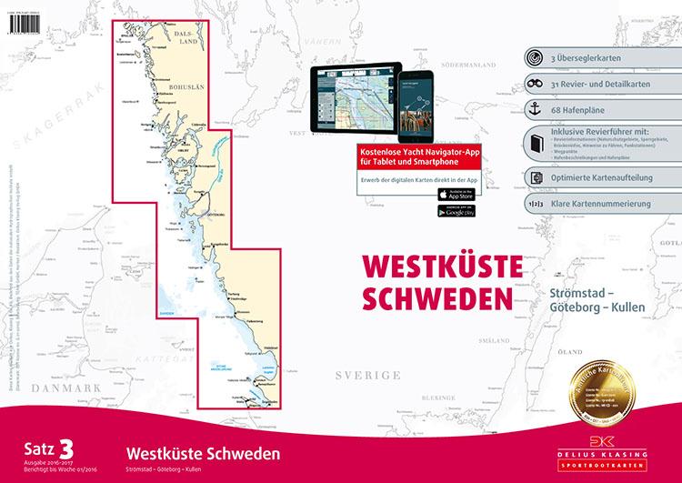 DK3 Westkust Zweden