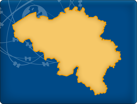DKW Vaarkaart Belgium