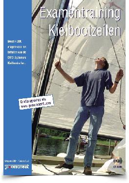 Examentraining Kielbootzeilen
