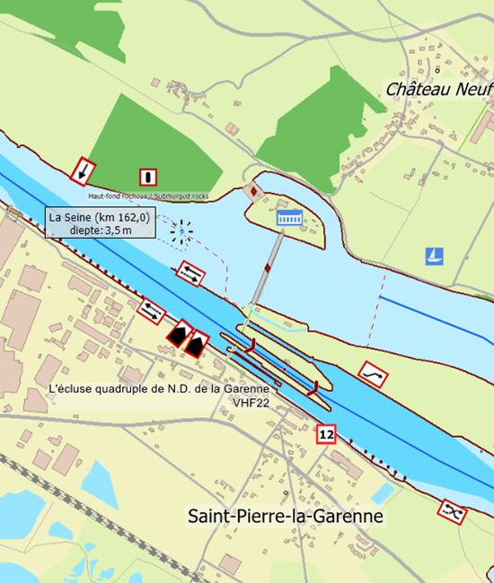 Nordfrankreich Karte.Dkw Nord Frankreich 2019 Stentec Navigation