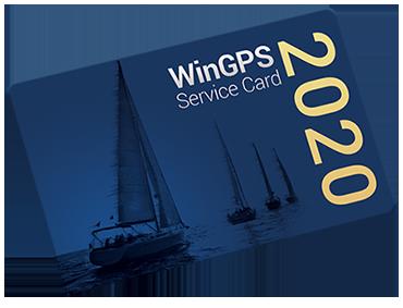 WinGPS Service Card 2020