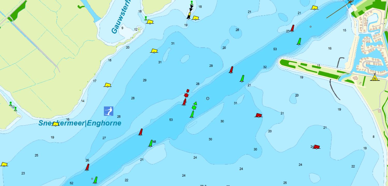 Dkw Friesische Seen Stentec Navigation