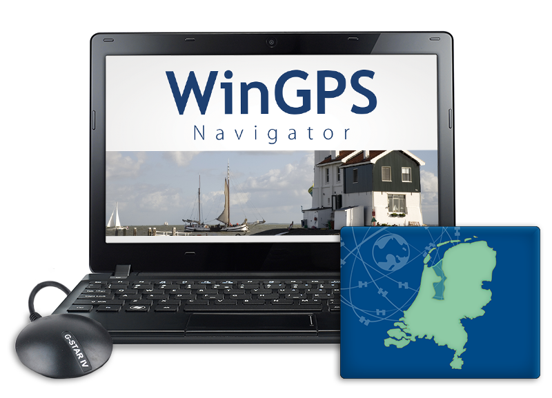 Navbook WinGPS Navigator