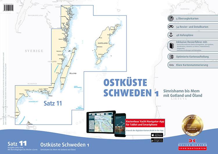 DK11 Ostküste Schweden 1