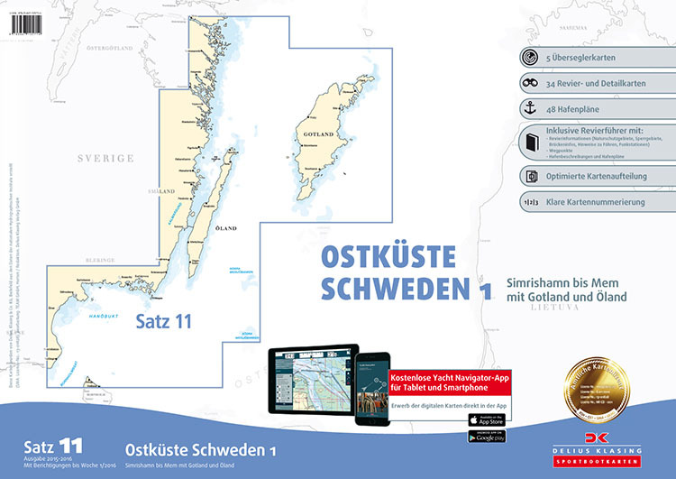 DK11 Oostkust Zweden 1