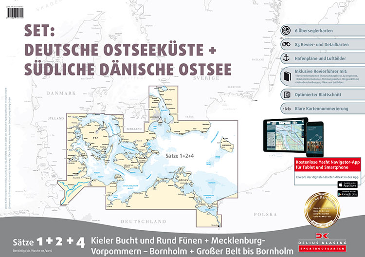DK1, 2 & 4 Case  German Baltic and southern Danish Baltic Sea