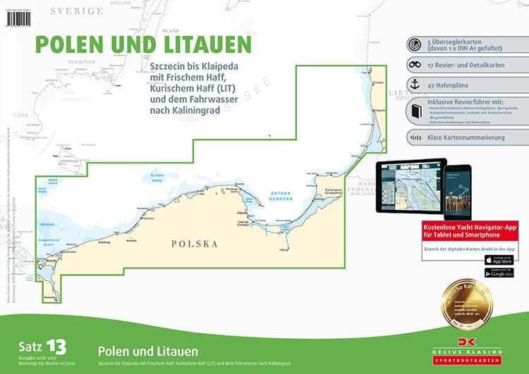DK13 Polen und Litauen