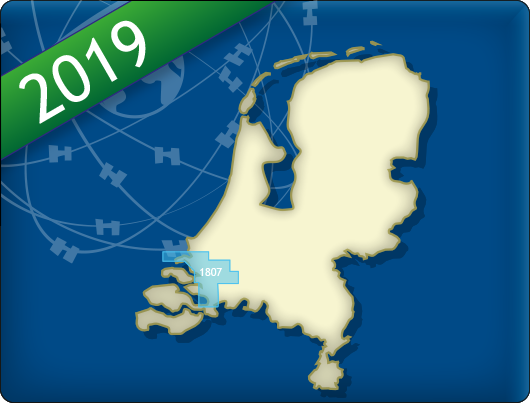 DKW 1807 Haringvliet en Hollandsch Diep