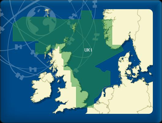 DKW UK1 Englische & Schottische Ostküste