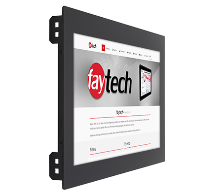 "FT 15,6"" open frame capacitive touch monitor HB"