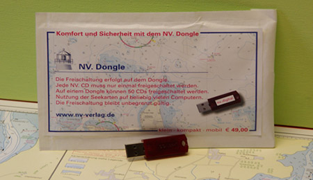 NV-Digital aktivation Dongle