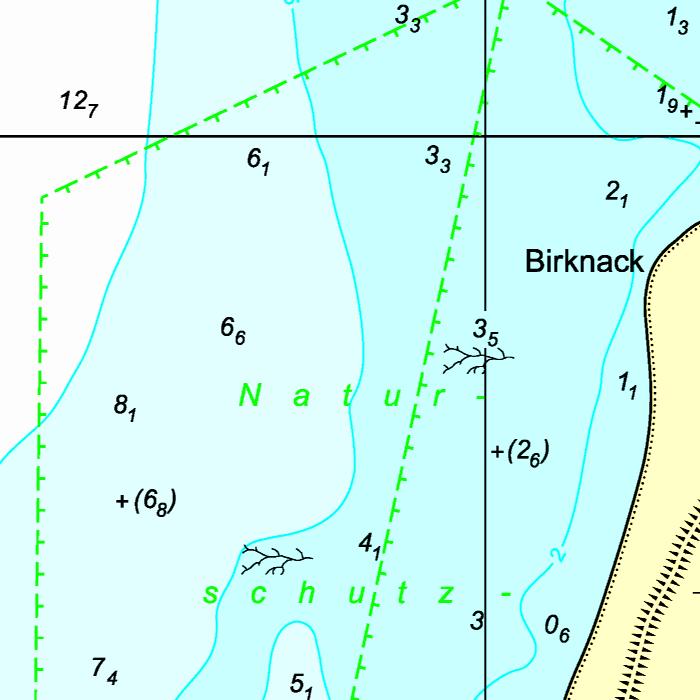 Karte Ostseeküste Deutsch.Dkw Dok Deutsche Ostseeküste Stentec Navigation