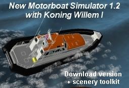 Motorboat Simulator 1.2 Plus
