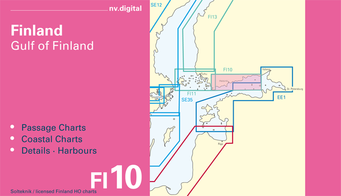 NV FI10: Finland - Golf van Finland