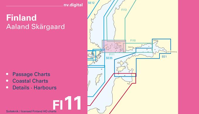 NV FI11: Finland - Aaland Skärgaard