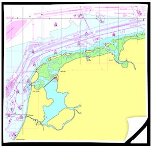 Planningskaart Noordzee