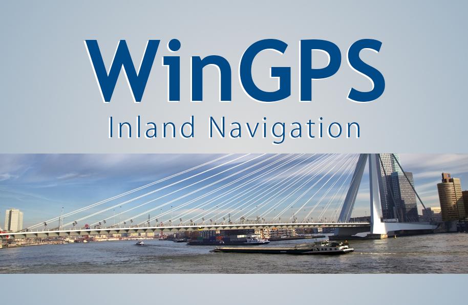 WinGPS Inland Navigation