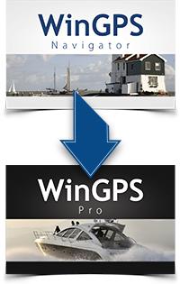 Upgrade WinGPS 5 Pro 2019