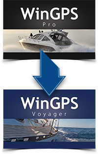 Upgrade WinGPS 5 Voyager 2018